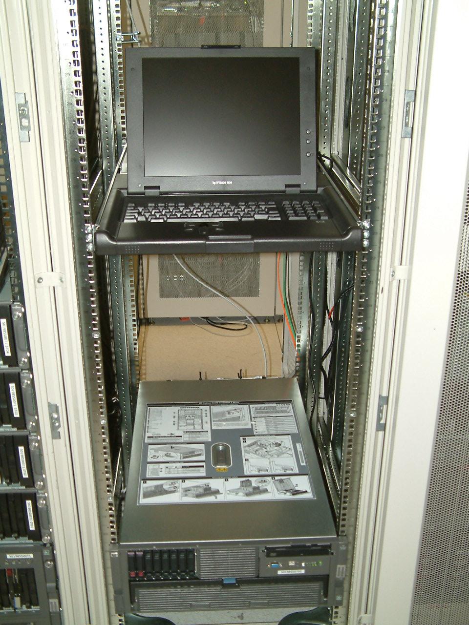 Novi production server