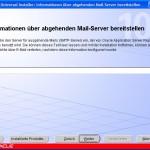 developer suite mail smtp