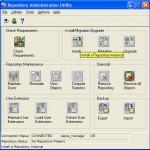install designer repository